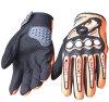Спорты ткани сетки перчаток полного перста велосипеда Bike перчатки мотоцикла способа задействуя Breathable напольные защитные