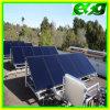 con el picovoltio y TUV Certificate Mono y Poly Solar Energy Power Panel