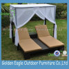 Ciff에 합성 Rattan Furniture Double 일요일 Lounner Set Put