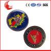 Regalos chinos de la promoción que colorean monedas del metal