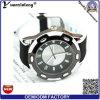 Reloj ocasional del ocio de los relojes de los hombres de los deportes de los relojes del silicón de la manera Yxl-189 2016 del cuarzo promocional de la silicona