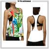 卸し売りプライベートラベルの体操の衣類のタンクトップの女子体操の摩耗