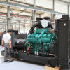 De stille Diesel door Perkins Generating plaatste (3kw-- 2000kw)