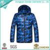 남자 (JS1104002)를 위한 아래로 겨울 온난한 옥외 옷 Hoody 우연한 재킷