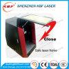 macchina del laser di 20W 30W 50W per metallo che incide blocco per grafici Closed sicuro