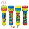 Neues Modell-Klinge-Löwe-Marke 2*D trocknen die batteriebetriebene Taschenlampen-Fackel des Plastikled, die in Afrika populär ist