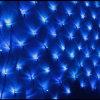 Luz de Natal ao ar livre impermeável da rede da decoração do diodo emissor de luz