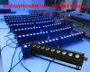 A PARIDADE do diodo emissor de luz da lavagem do estágio da fábrica 9PCS Rgabw de Yilonglighting pode iluminar-se