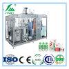 Preço da alta qualidade mini/da linha de produção combinada equipamentos do Yogurt leite da pequena escala suco asséptico da maquinaria da fábrica de tratamento