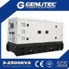 gerador Diesel Soundproof do motor de 40kVA Cummine (GPC40S)