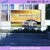 P6 SMD3535 que hace publicidad de la cabina del hierro de la visualización de LED de las pantallas 960X960
