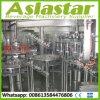 Système de mise en bouteilles d'emballage de machine de mastic de colmatage de remplissage de Rinser de jus de Monoblock