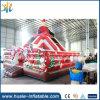 Im FreienSports Inflatable Weihnachtsmann Slide für Sale