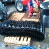 Piste en caoutchouc (400X90X43) pour la moissonneuse PRO588I de Kubota