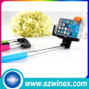 Mini palillos extensibles de Monopod Selfie del teléfono móvil con la radio