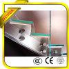 Verre feuilleté stratifié de sûreté de verre feuilleté d'espace libre de Tableau de taille du verre