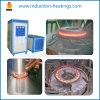 Máquina de aquecimento da indução da freqüência Ultrahigh para extinguer o forjamento