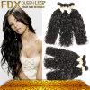 Волна воды волос девственницы Remy цены по прейскуранту завода-изготовителя китайская людская
