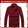 100% Algodão Custom Logo Sleeve Shirt Polo (ELTPSI-24)