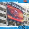 LED-Bildschirmanzeige-Anschlagtafel DES BAD-P8 farbenreiche im Freien örtlich festgelegte für das Bekanntmachen