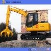 Excavador hidráulico de la correa eslabonada para el excavador de la construcción