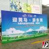 Напольная баннерная реклама гибкого трубопровода PVC (VIN-08)