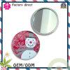Miroir cosmétique promotionnel de vente chaude, miroir Pocket, miroir de renivellement