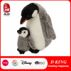Plush Penguin Toy Penguin de simulation de poissons en peluche