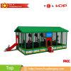 Nuevo Diseño desarrollar la inteligencia de los niños Fun Park Trampolín (HD16-224A)