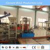 Automatischer hydraulischer Ziegelstein und Block, die Maschinen herstellt