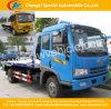 Faw 4X2 carretera Plataforma de auxilio / Carretera de auxilio