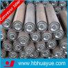 Farbe kundenspezifische Stahlnetzkabel-Gummiförderwerk-Rollen (rotes schwarzes Blau…)
