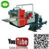 Máquina de papel automática de la cocina del corte y del plegamiento de la alta calidad