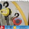 Tipo manuale di Hsz della gru della gru da 5 tonnellate paranco differenziale Chain da 5 tonnellate
