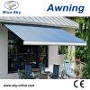 Tente escamotable portative en aluminium (B2100)