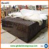 Partie supérieure du comptoir Polished de granit de Tan Brown de constructeur de la Chine