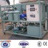 Máquina doble de la purificación de petróleo del transformador del vacío de las etapas