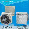 Grand Power Cooling Ventilation Filter Fan pour Switchgear Panels (FK5529)