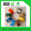 Cinta impresa de encargo coloreada del conducto del paño, cinta adhesiva resistente