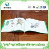 Impresión Offset libro de papel con laminación brillante para la joyería