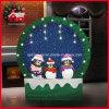 Penguin mignon Stars Decoration pour Noël Snowing Christmas Decoration