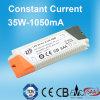 35W 1050mA konstante Stromversorgung des Bargeld-LED mit Cer EMC