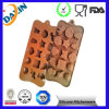 O melhor Supplier de Food Grade Silicone Chocolate Mold