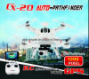 Sales caldo Cx-20 Professional Drones Quadcopter con 4k Camera