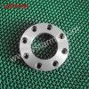 Peça fazendo à máquina do CNC girando o aço SUS316 inoxidável