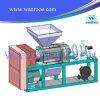 Plásticos usados que exprimen la máquina de granulación del estirador