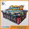 Hombres de la máquina de juego de la pesca del dragón verde de los juegos de los pescados del cazador 8