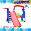 屋内運動場の多機能の結合されたスライドの子供のおもちゃの幼稚園の柔らかいプラスチックスライドの運動場(XYH12066-4)