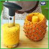 Bon ananas Peeler, coupeur, trancheuse d'acier inoxydable de poignée