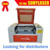 De hete Graveur van de Laser van de Verkoop voor Nonmetals met FDA van Ce